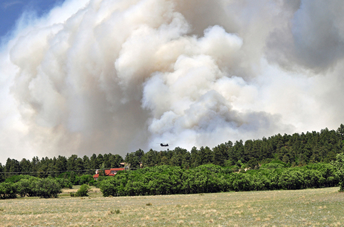 Black Forest Fire 2013